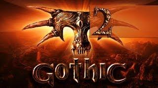 Готика Gothic 1 Прохождение Болотный Лагерь Часть 2 HD 1080p