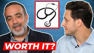 Starting Medical School at Age 37- Terrible Idea? | Wednesday Checkup