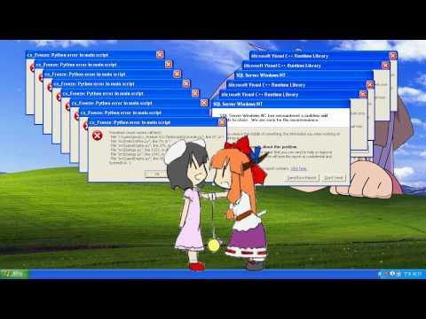 WTF? - Microsoft Windows Error Remix (HD)