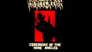 Imprecation - Ceremony of the Nine Angles -  Of The Underworld