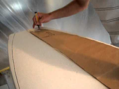 4 marking out template how to make your own surfboardavi youtube 4 marking out template how to make your own surfboardavi pronofoot35fo Images