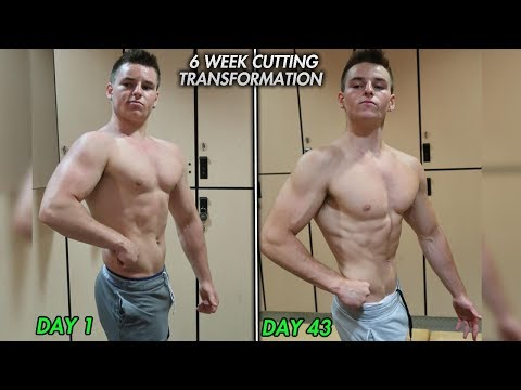 Transformation Cody Barta Sheds 40 and Will get Cut