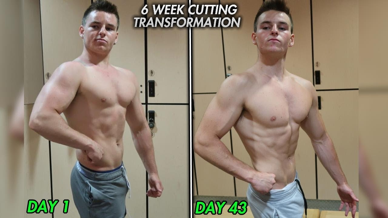 best way to get cut in 6 weeks