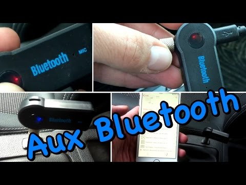 Aux Bluetooth 3.5mm