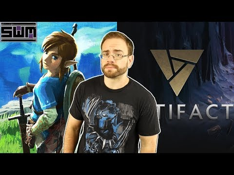 This Mod Makes Zelda Breath of the Wild Look WEIRD And Valve's New Game Is In Trouble | News Wave