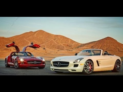 Sls Amg Gt Coupe Vs Roadster The Great Debate Mercedes Benz