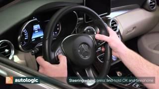 Mercedes W205 service reset