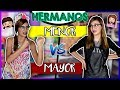 HERMANO MAYOR v.s HERMANO MENOR ♥ Lulu99