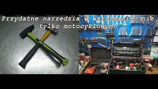 Przydatne narzędzia oraz chemia w warsztacie motocyklowym i nie tylko. Spreje oraz środki specjalne.