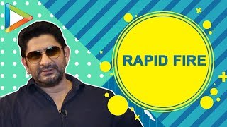 Total Dhamaal ya Munna Bhai 3 - Arshad Warsi's MIND-BLOWING Rapid Fire
