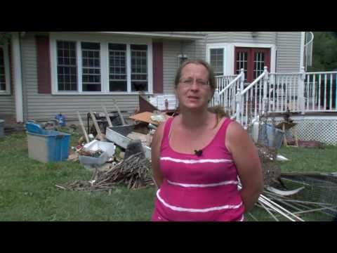 Wyoming Co. family pleads for help after flash flood