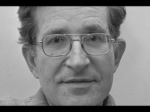 THROWBACK: Noam Chomsky On Karl Marx