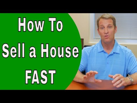How To Sell a House Fast – 3 P's That Will Sell Any House FAST