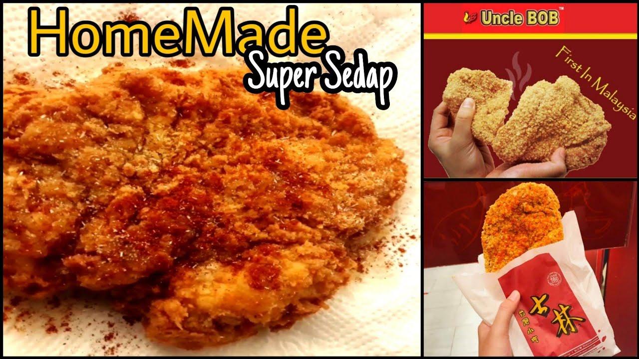 Ayam Gunting Pasar Malam Uncle Bob Shihlin Pun Kalah Ni Padu Habis Youtube