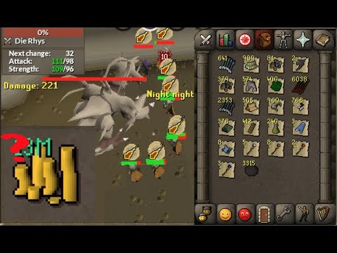 How to Free For All at Corporeal Beast (GUIDE) + Selling my corp loot tab (150+ kills)!