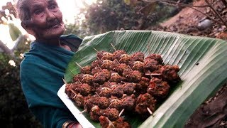 Mutton Keema Balls | Lamb Meat Balls By 106 Mastanamma | Country foods