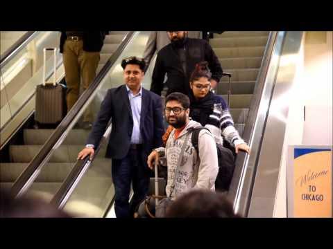 Arijit Singh Fan In Chicago 2017
