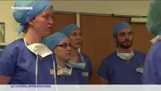 Science : Une première mondiale en France, un homme greffé du visage pour la 2è fois