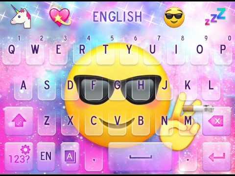Love Emoji GO Keyboard Animated Theme