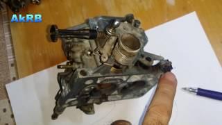 Soleks. Eritma silindir 3 (4) emas, balki ish olib bormoqda. 2-kamera modernizatsiya XX. Bu nüansları, xususiylashtirish texnikasi.