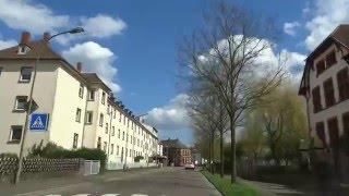 Autofahrt  Pirmasens Germany Frühjahr 2016 T4