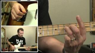 Merle Haggard Mama Tried Guitar Solo