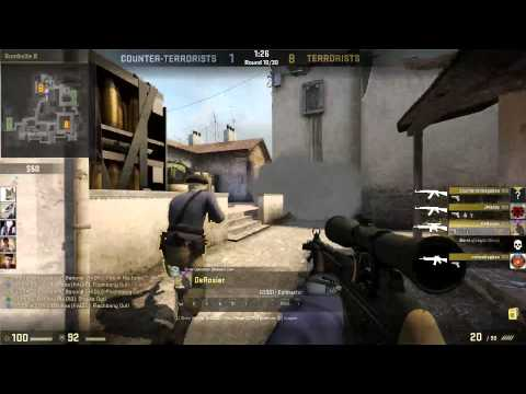 Counter Strike: GO - Competitive | BareLy|LegaL|DeagLe