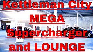 Kettleman City Supercharger. 40 Stalls, Lounge & Barista!!