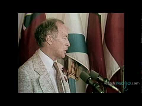 Pierre Trudeau: Charter of Rights and Freedoms