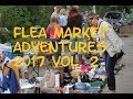 FLEA MARKET ADVENTURES 2017 Vol. 2 ( Video Games / Board Games / Action Figures )