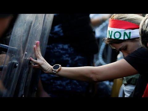 السفارة الأميركية في لبنان تعلن دعمها للتظاهرات الاحتجاجية في البلاد…  - نشر قبل 2 ساعة