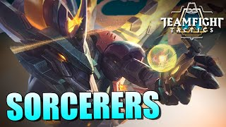 THE UNSTOPPABLE MAGIC FORCE - Teamfight Tactics TFT
