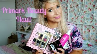 Primark Beauty Haul   Away with the Fairies Thumbnail