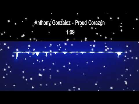 Anthony Gonzalez - Proud Corazón (From Coco SoundTrack) HD