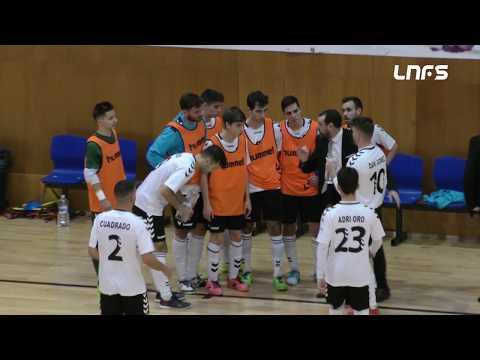 Carlos Sánchez y el reto de Rivas Futsal