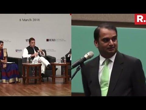 Original Rahul Gandhi Video Vs Version Put Out By Congress  | Viral Video