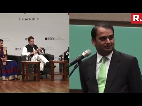 Original Rahul Gandhi Video Vs Version Put Out By Congress   Viral Video