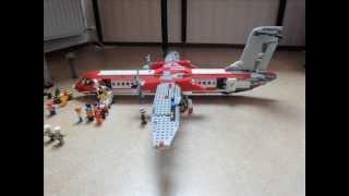 Lego Bombardier Dash-8 q-400