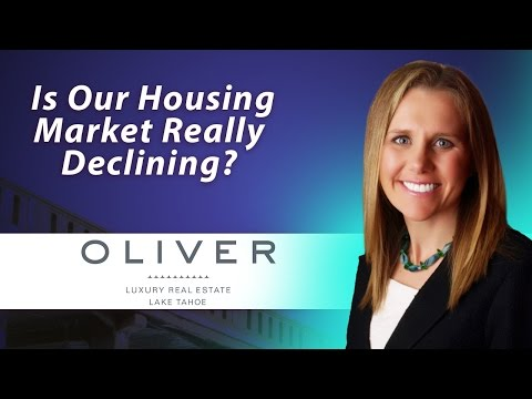 Truckee Real Estate Agent: Is our housing market really declining?
