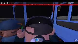 Roblox London Hackney & Limehouse bus Simulator Gemini 2 Hybrid Arriva London Fleet HV100 Route 106