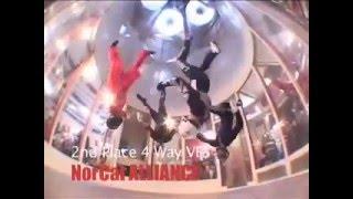 SkyVenture Arizona's 2008 Gauntlet Competition Trailer