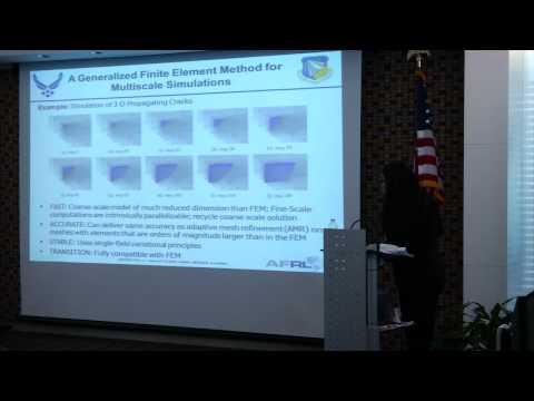 Dr. Fariba Fahroo - Computational Mathematics