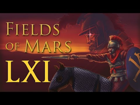 Fields of Mars #61 | Nothing To Worry About | TW Attila Roman Britain NLP