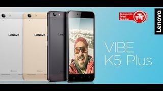 Розпакування Lenovo Vibe K5 (A6020a46) Plus від TTT.UA