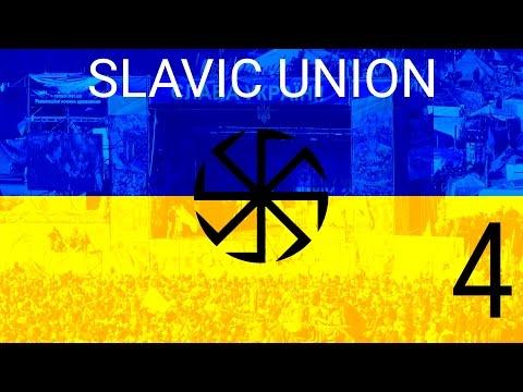 "HOI4: Millennium Dawn - Slavic Union (Ukraine) 4 ""Down with Mother Russia"""