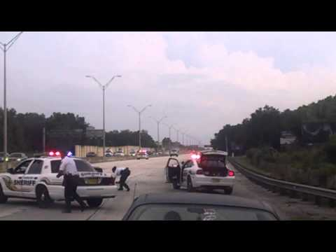 Tampa police chase 9/24/14