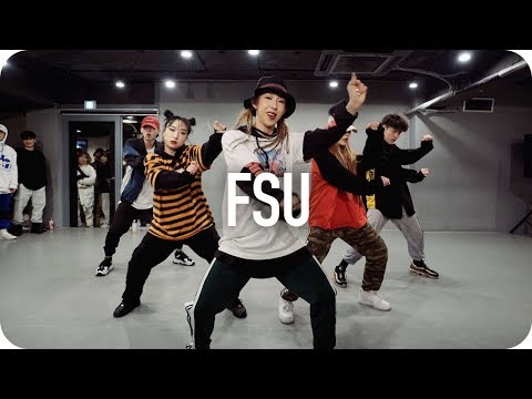 FSU - Jay Park Ft. GASHI, Rich The Kid / Mina Myoung Choreography
