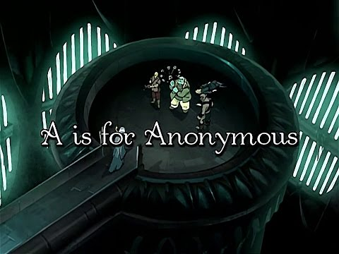 W.I.T.C.H. Season 2 - Episode 01 (A is for Anonymous)