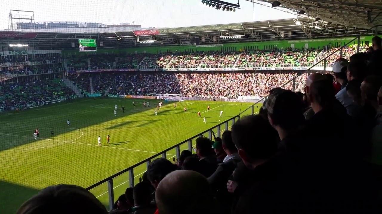 Groningen - Feyenoord Awaydays