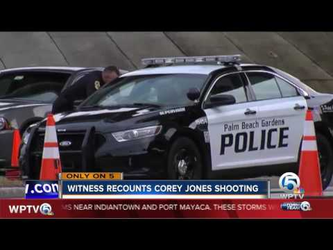 Witness recounts Corey Jones shooting